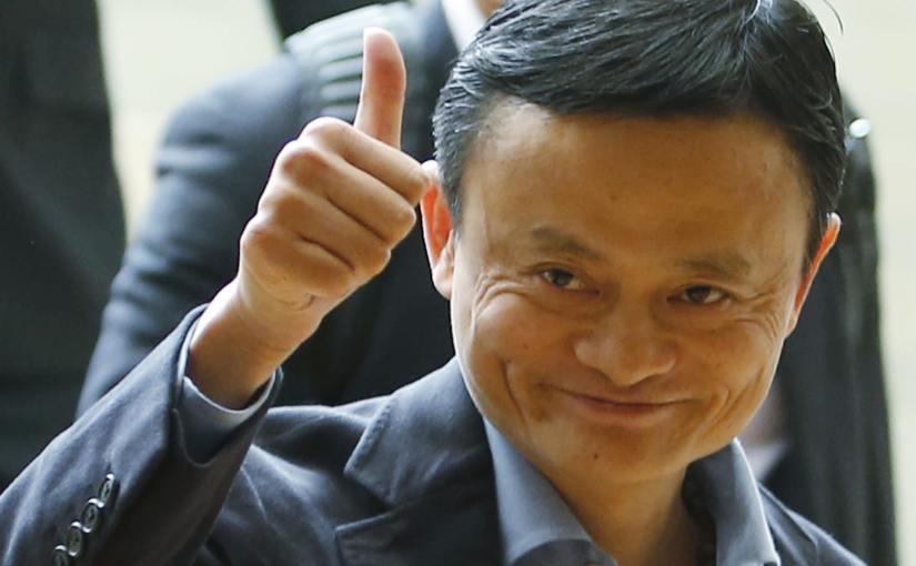 Ali Baba's Chairman Jack Ma,retires